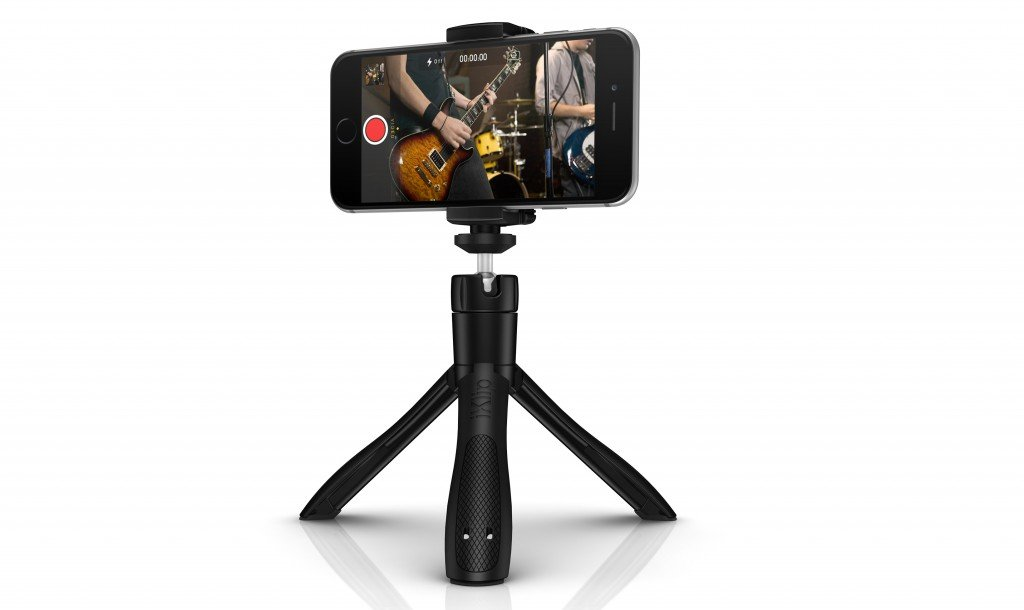 4-in-1 Tripod, Tripod Adapter, Monopod and Video Handle for Smartphones