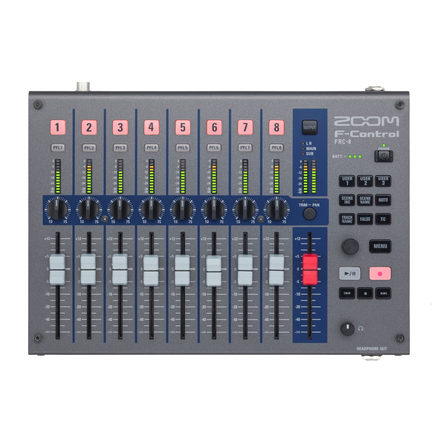 Zoom FRC-8 FRC-8 F-Series Remote Controller FRC-8