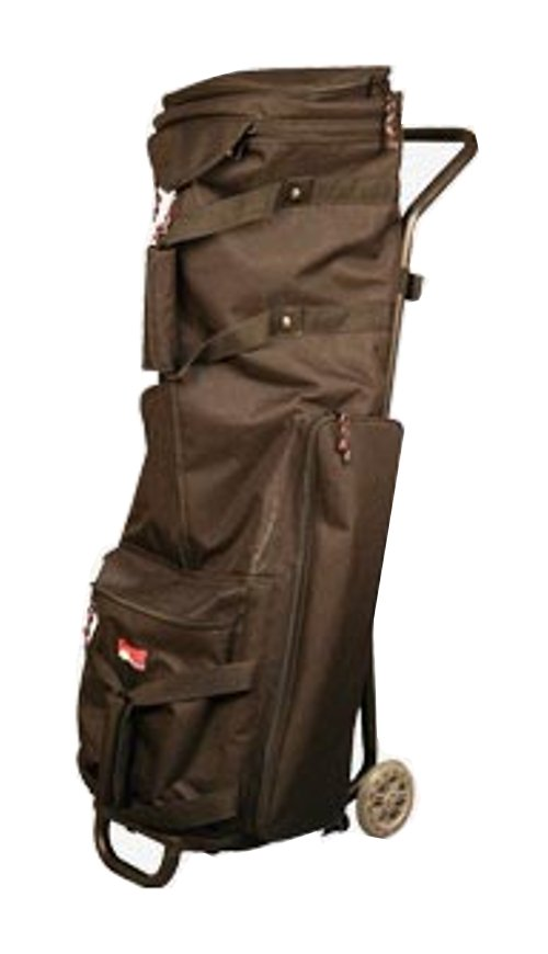 gator cases gp drumcart 44 x 18 drum hardware bag with wheels full compass. Black Bedroom Furniture Sets. Home Design Ideas