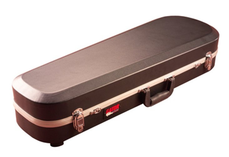 Deluxe Molded Case for Full-Size Violins