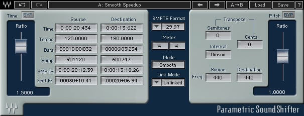 Waves SoundShifter [DOWNLOAD] Time and Pitch Shifter Plugin SOUSHF