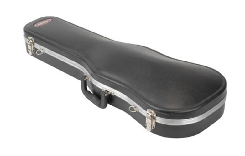 "Deluxe Hardshell Case for 4/4 Violin/14"" Viola"