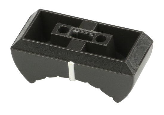 Charcoal Fader Knob for RQ-2326