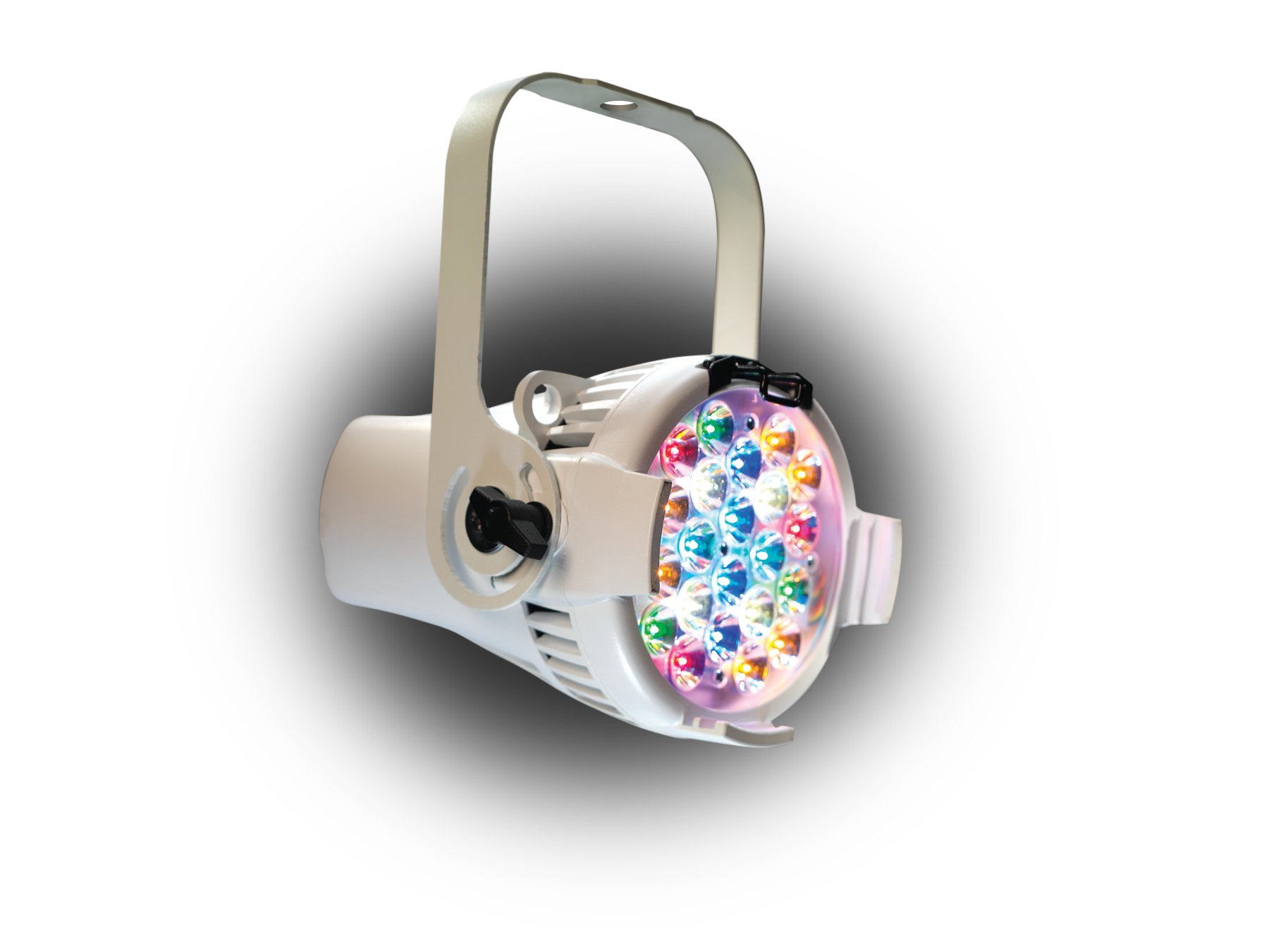 Portable LED Fixture in White