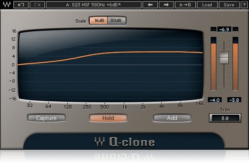 EQ Modeling Plugin