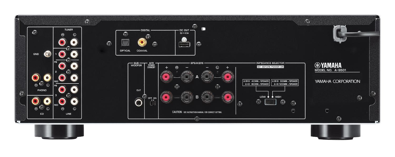 Integrated Hi-Fi Amplifier