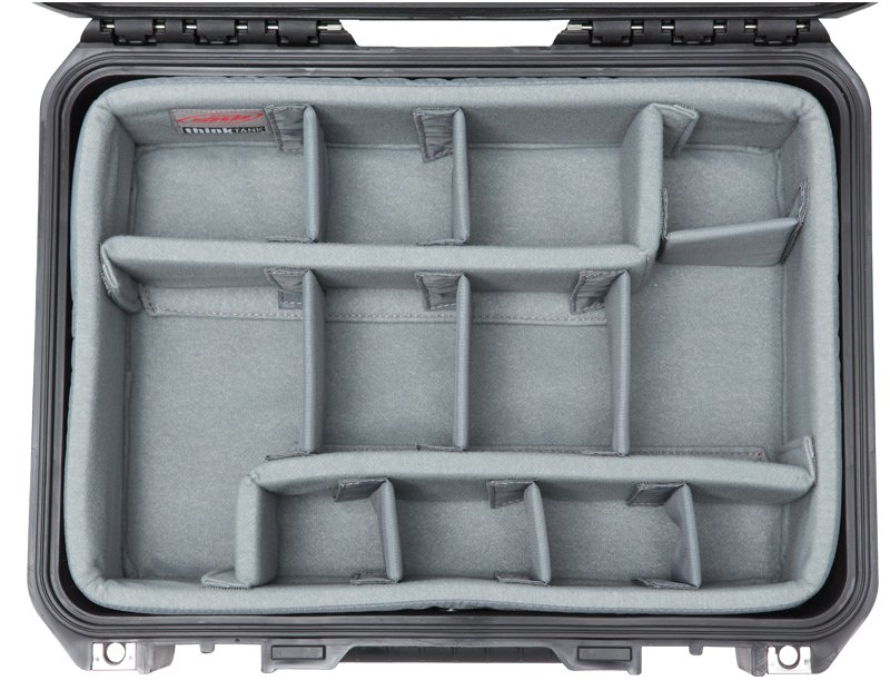 iSeries 1510-6 Case with Think Tank Designed Photo Dividers
