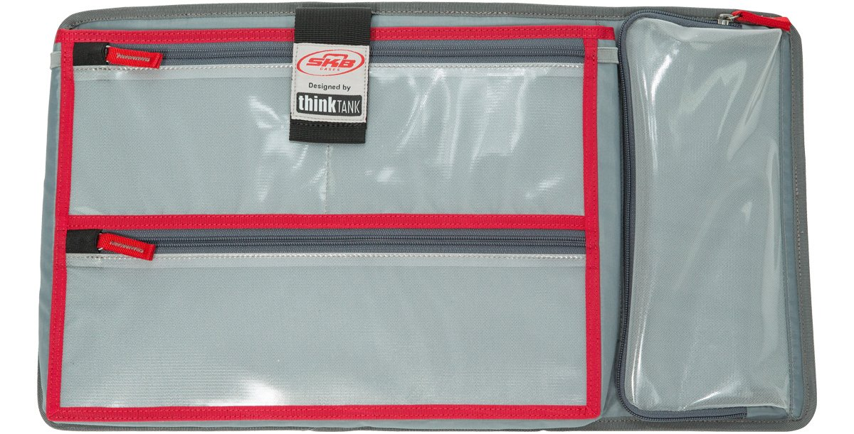 iSeries 2011-8 Case with Think Tank Designed Photo Dividers & Lid Organizer
