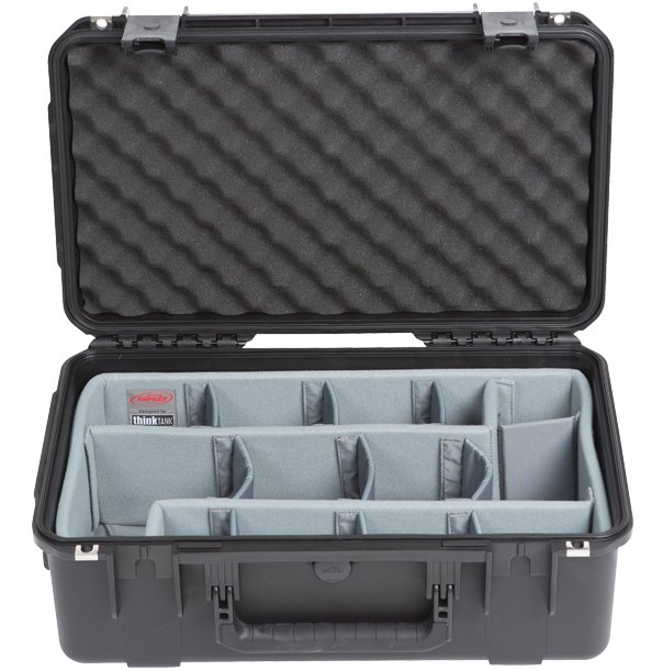 SKB Cases 3i-2011-8DT  iSeries 2011-8 Case with Think Tank Designed Photo Dividers 3i-2011-8DT