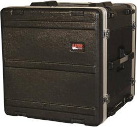 10 RU Lockable Rack Case with Wheels
