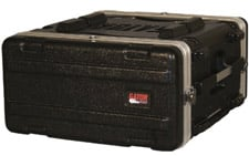 Gator Cases GRR-4L 4 RU Lockable Rack Case (with Wheels) GRR4L