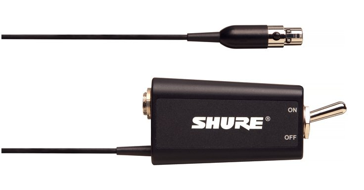 Shure WA661 Mute Switch for In-Line Bodypack WA661