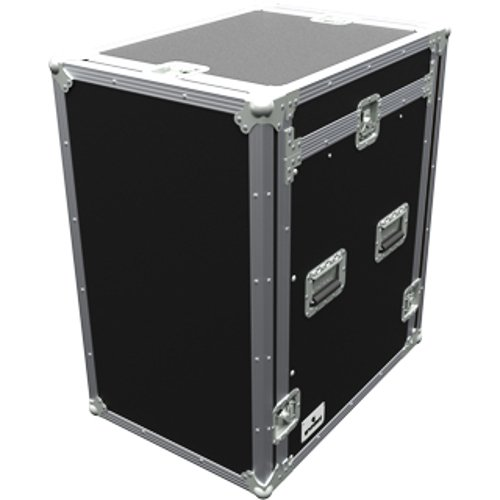 Tour 8 Series Top-Load Rack with 12 Space Slant Top and 14RU on the Bottom