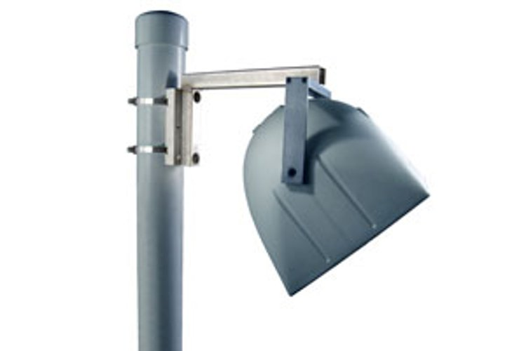 "Speaker Pole Mount for 6"" Diameter and Up"