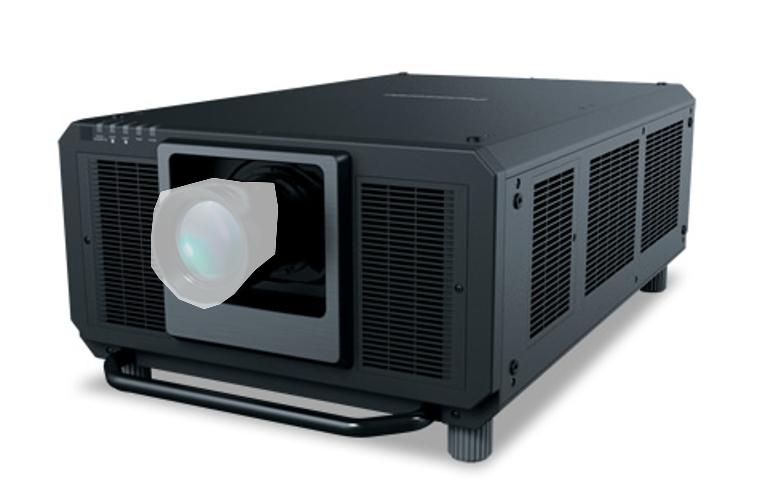 31,000lm 3DLP SXGA+ Laser Projector, No Lens