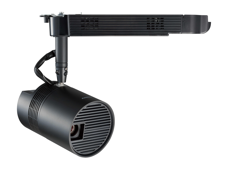 1000lm WXGA Track Mount Laser Projector