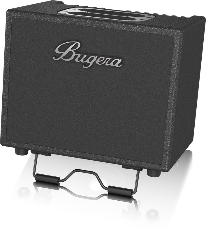 Portable 60-Watt, 2-Channel Acoustic Instrument Amplifier