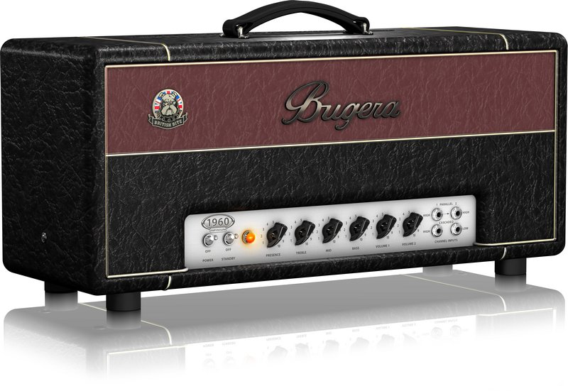 British Classic 150-Watt Tube Amplifier Head