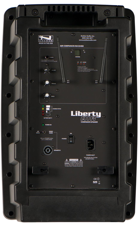Liberty AIR battery powered wireless  speaker