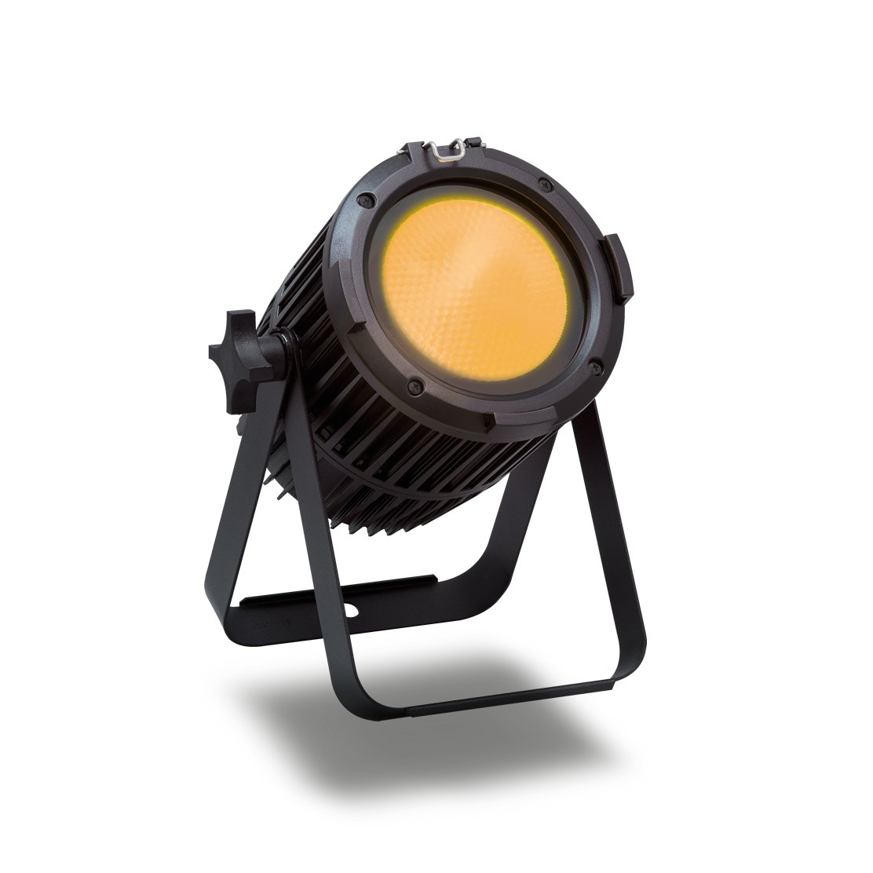 19° RGBA LED Par with Homogenized Beam