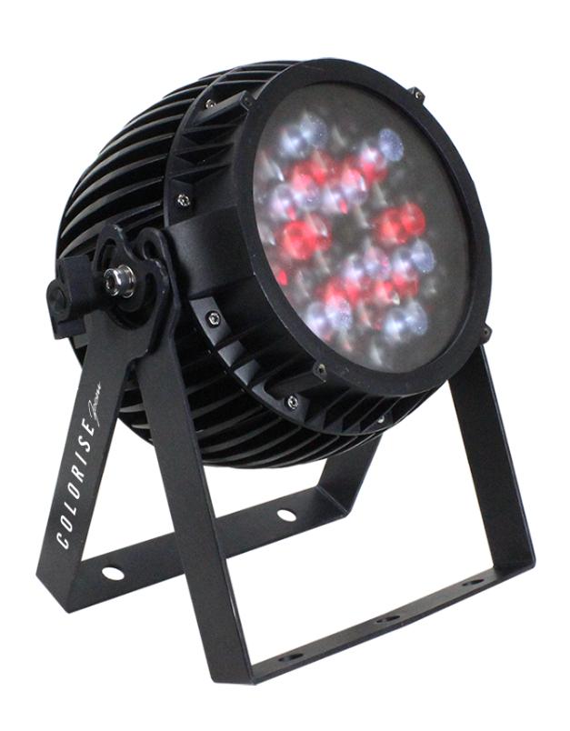 36 x 3W 10°-40° LED PAR with Zoom + AnyFi Wireless DMX
