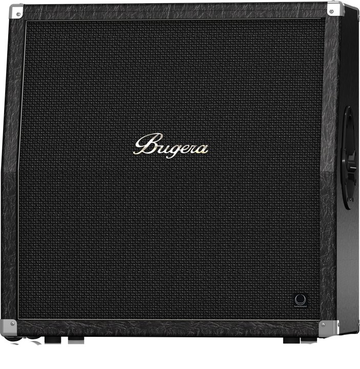 "Classic 4 x 12"" 200-Watt Half-Stack Guitar Cabinet with Original TURBOSOUND Speakers"