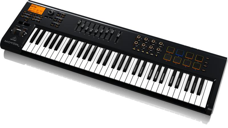 61-Key MIDI Controller