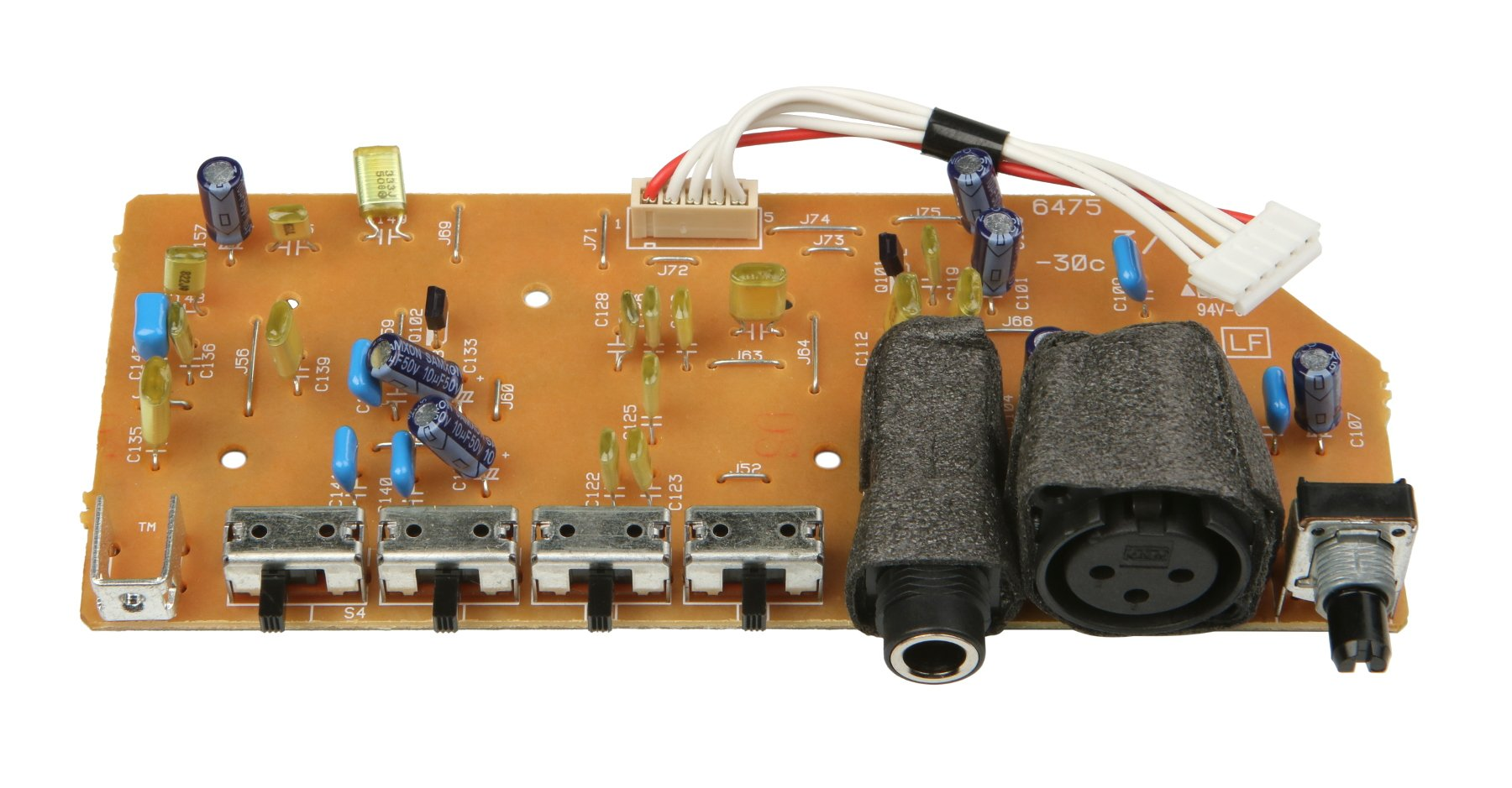 Input PCB for HS80M and HS50M