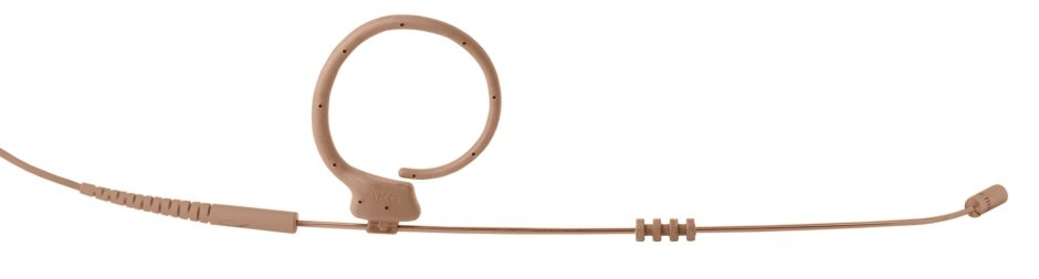 Reference Lightweight Cardioid Ear-Hook Microphone