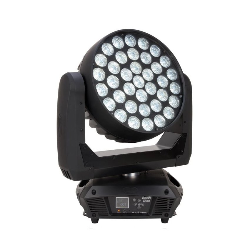 RGBW Moving Head Fixture