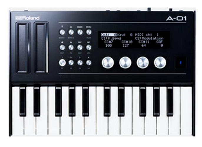 MIDI Controller And Generator