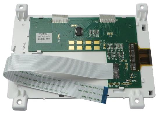 Yamaha Keyboards LCD Display