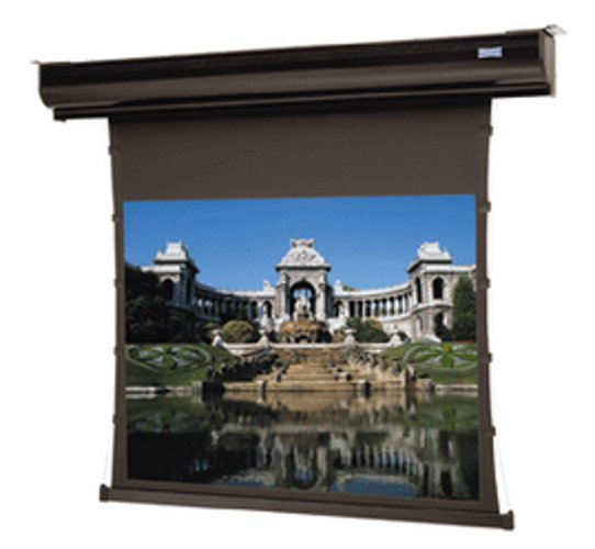 "90"" x 160"" Da-Mat Tensioned Contour Electrol Projection Screen with LVC"