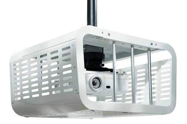 Projector Security Cage in Black