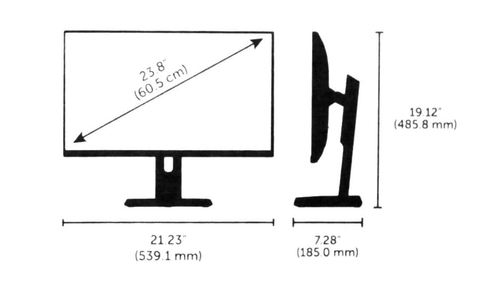 "24"" Ultrasharp Widescreen LCD Monitor"