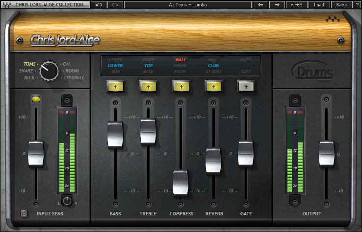 Multi-Effect Drum Plugin