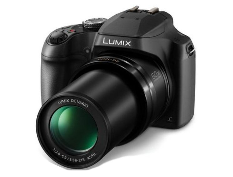 18.1MP 4K DSLR with 60X DC VARIO 20-1200mm Lens with Power O.I.S
