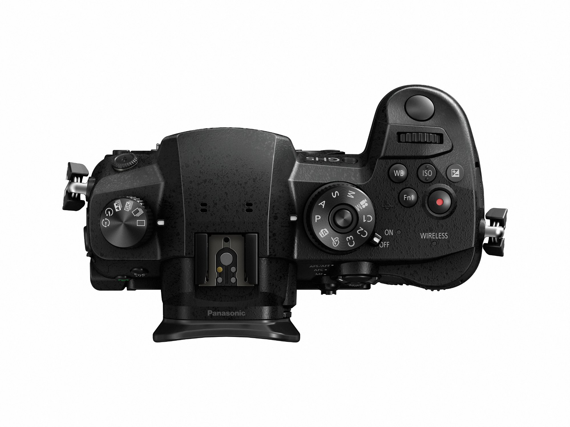 4K Mirrorless Micro Four Thirds Digital Camera (Body Only)