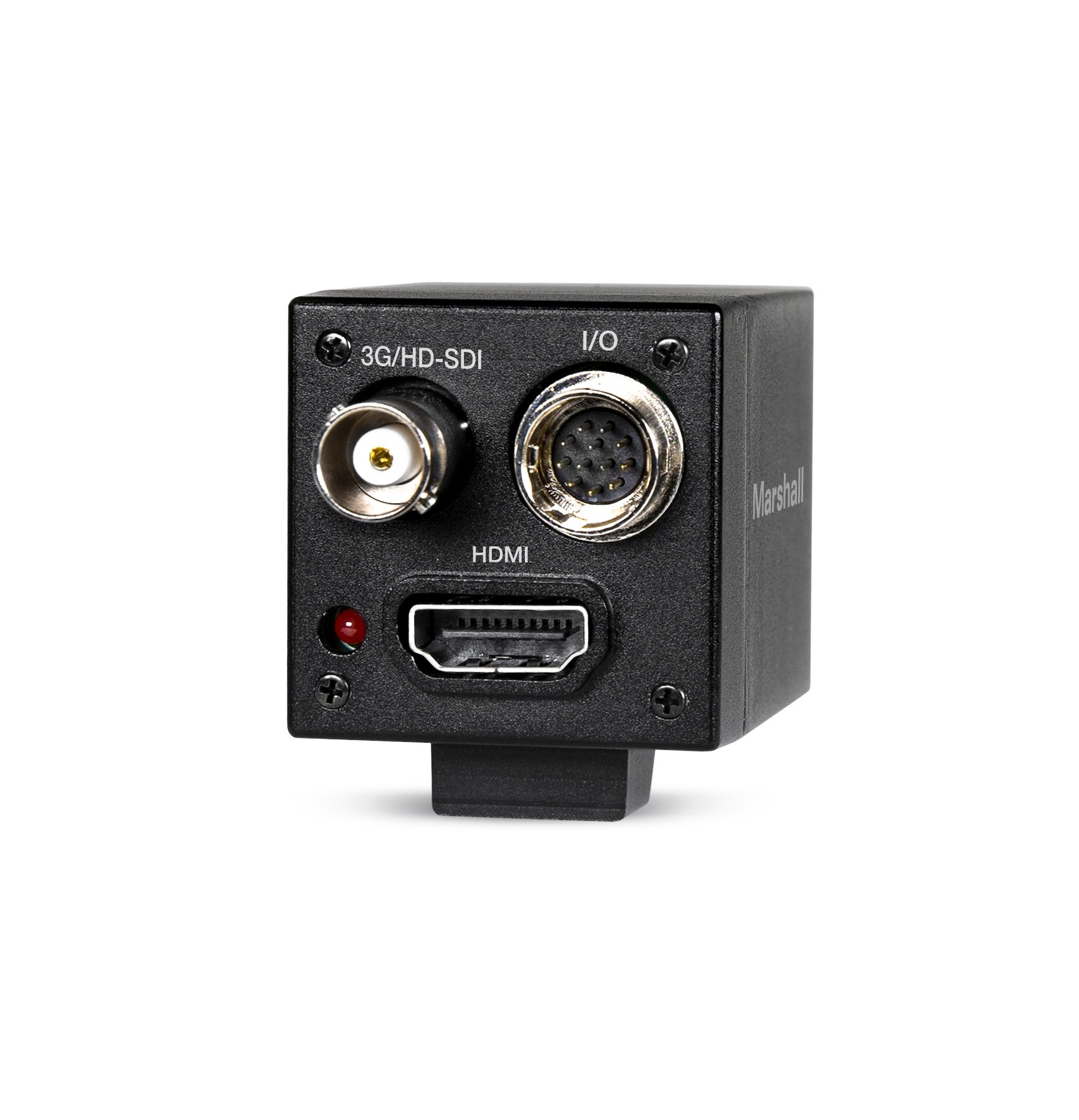 Mini POV Non-Broadcast Video Camera with Stereo TRS Audio Input