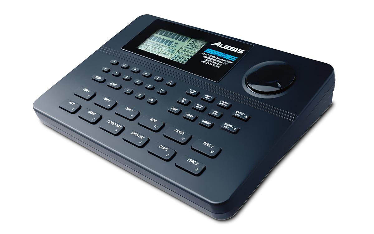 16-Bit Stereo Drum Machine
