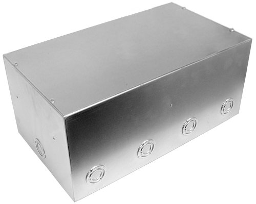 "8"" Extra Deep Double Wide Back Box"