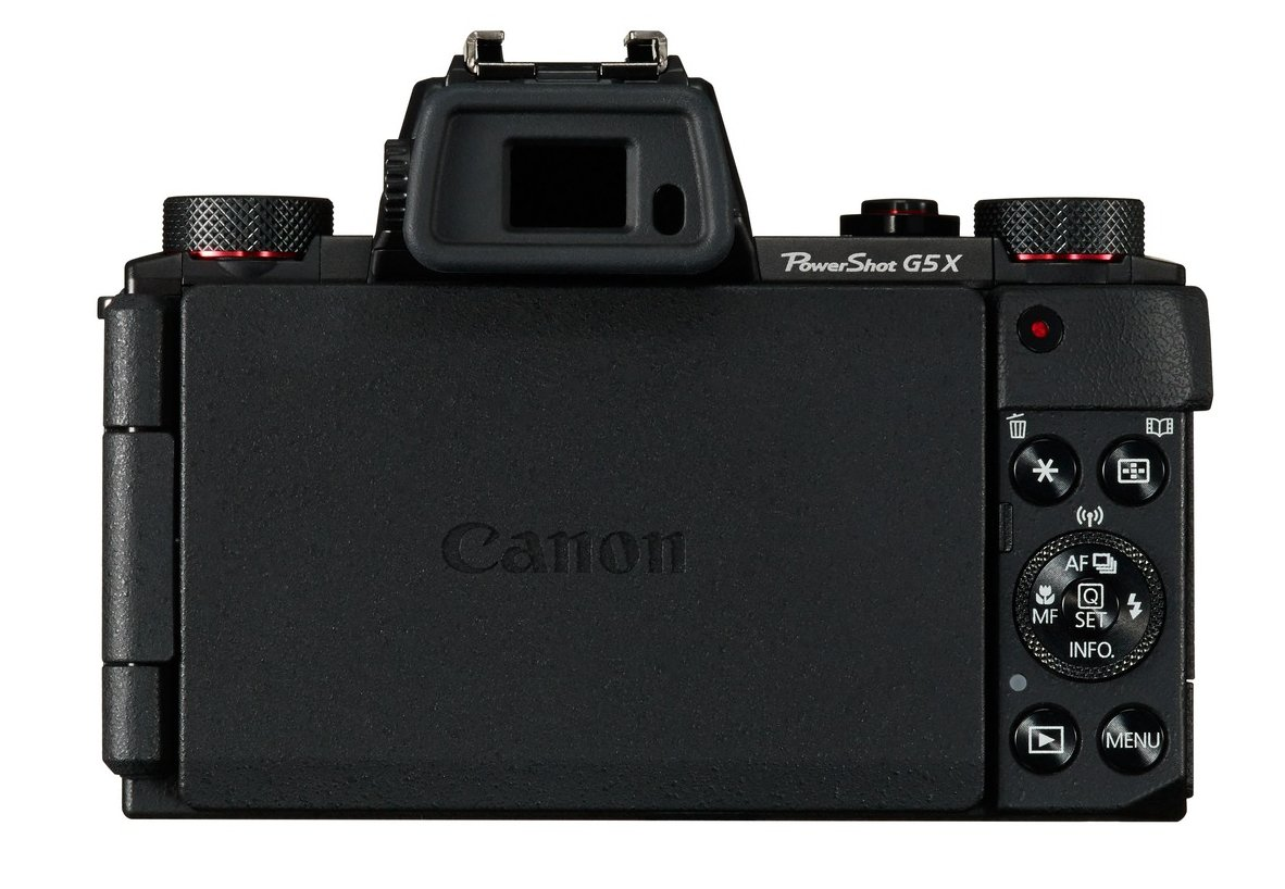 20.2MP Advanced Compact Camera in Black