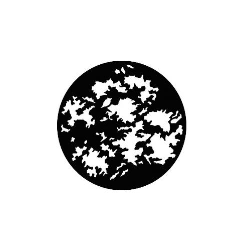 Gam G708 Moonscape Xl Pattern Design Gobo Full Comp
