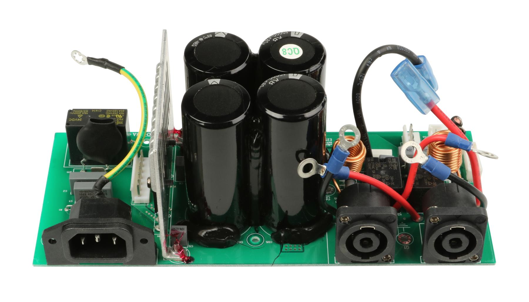 Power Supply PCB for XLi 2500