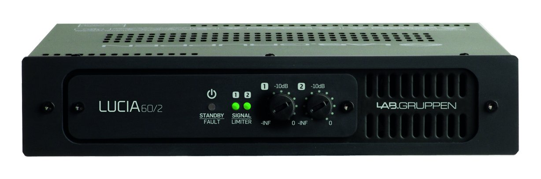 Power amplifier, 2x30