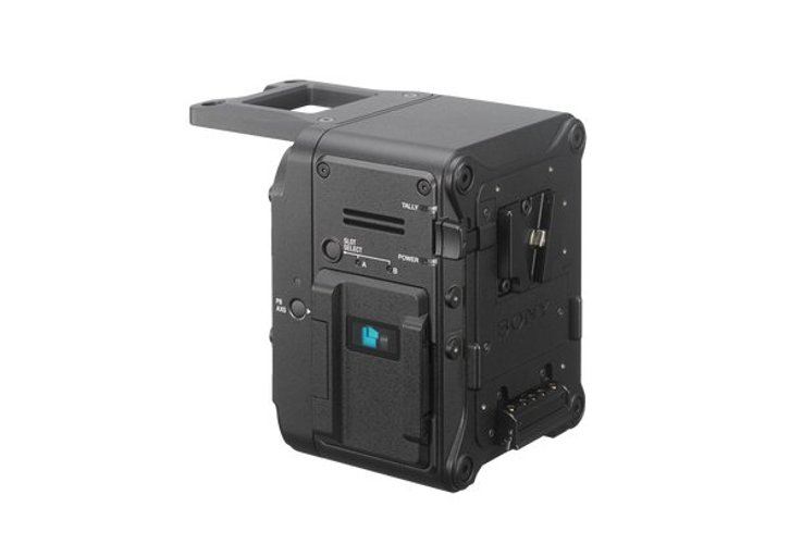 Sony AXSR7BNDL2 AXS-R7 Recorder Bundle with Two 512GB Media Cards AXSR7BNDL2