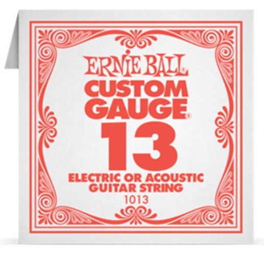 ".013"" Plain Steel Guitar String"