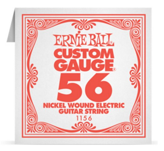 ".056"" Nickel Wound Electric Guitar String"