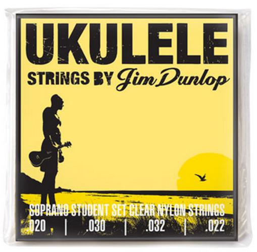 Baritone Ukulele Strings