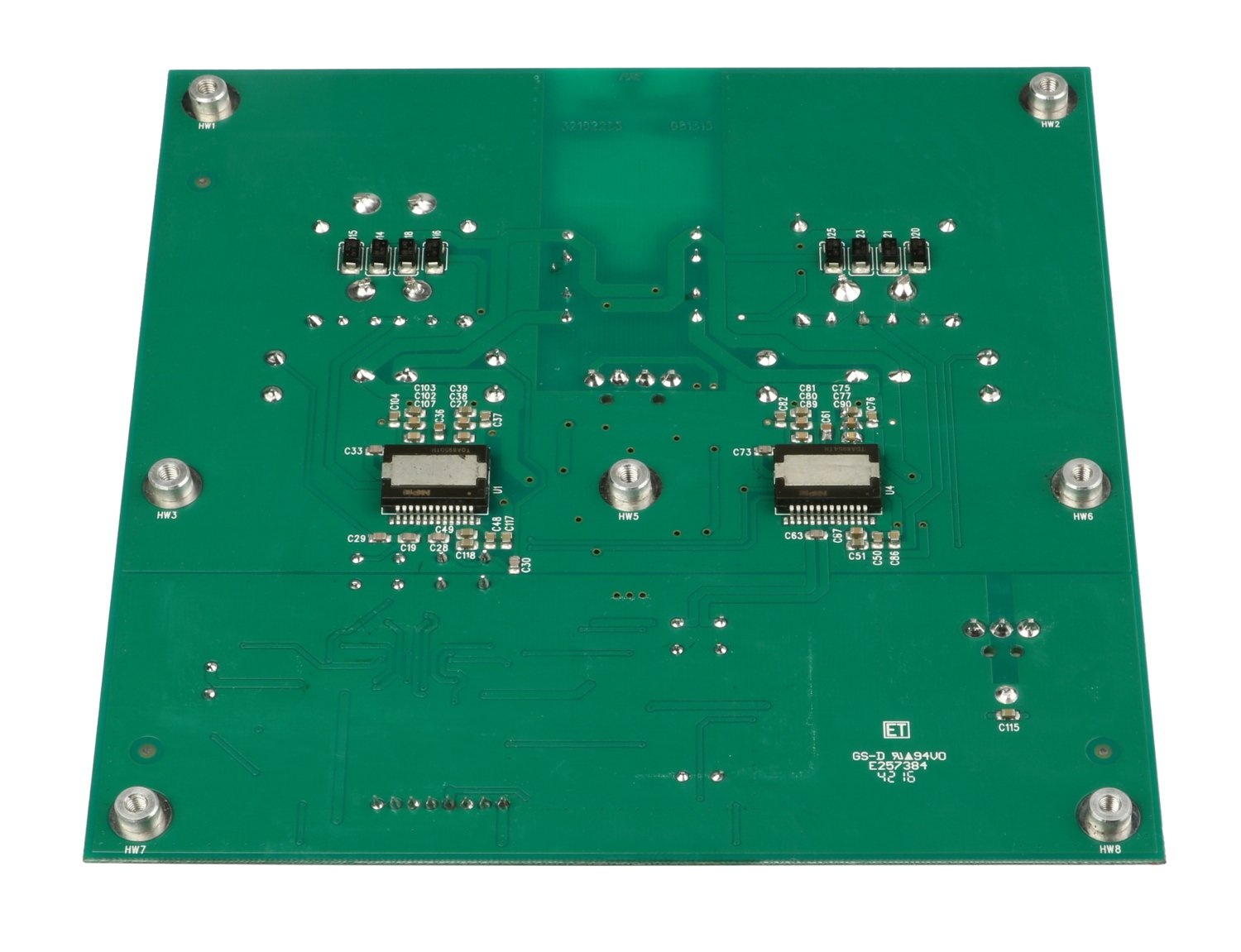 TriFlex Amp PCB by Peavey, 32201012   Full Compass Systems